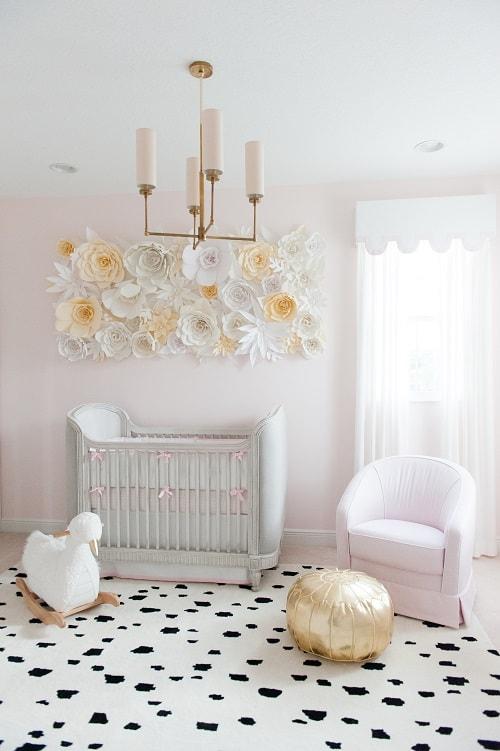 nursery bedroom ideas 1