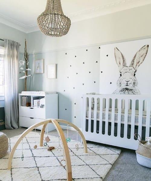 nursery bedroom ideas 11