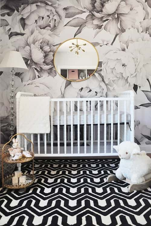 nursery bedroom ideas 13