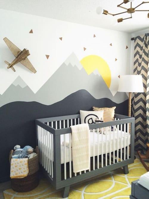 nursery bedroom ideas 16