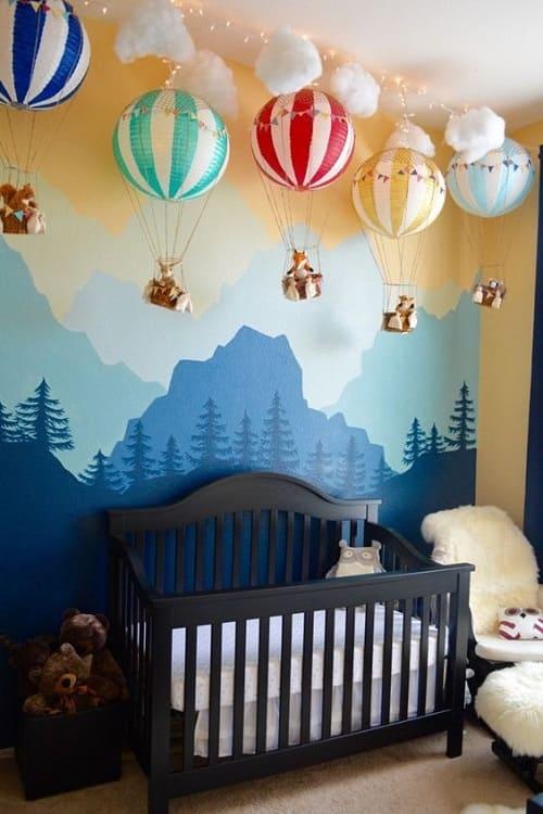 nursery bedroom ideas 17