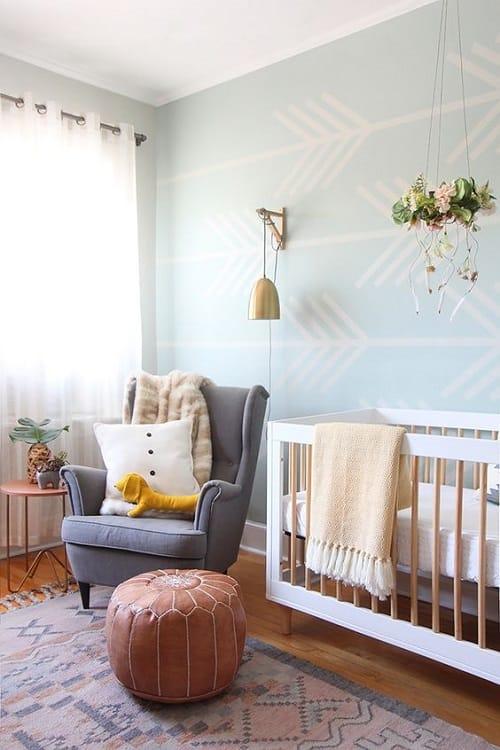 nursery bedroom ideas 8