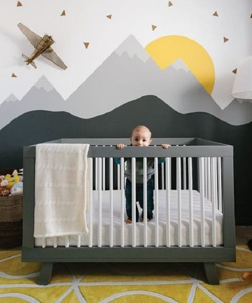 nursery bedroom ideas feature