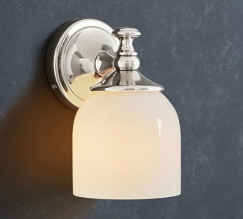 15 Most Beautiful Pottery Barn Bathroom Sconces Under 300