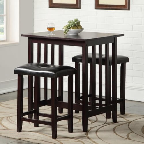 Pub Style Dining Set: 10 Beautiful Pub Style Kitchen Table Set Under $350.00