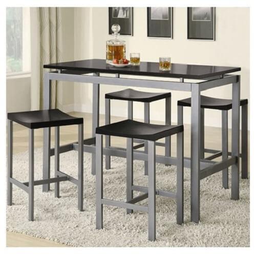 Pub Style Dinette Sets: 10 Beautiful Pub Style Kitchen Table Set Under $350.00