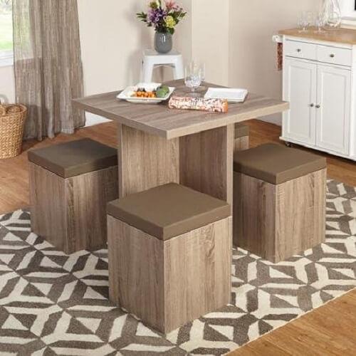 pub style kitchen table set 3
