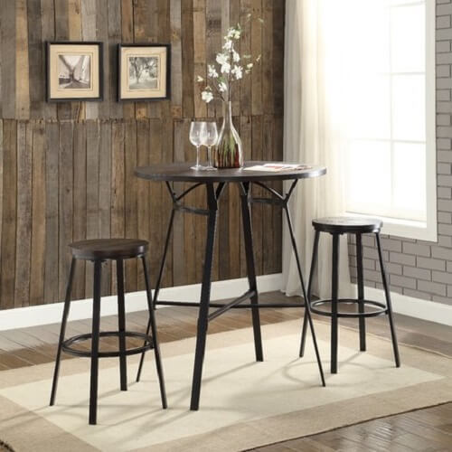 10 Beautiful Pub Style Kitchen Table Set Under $350.00