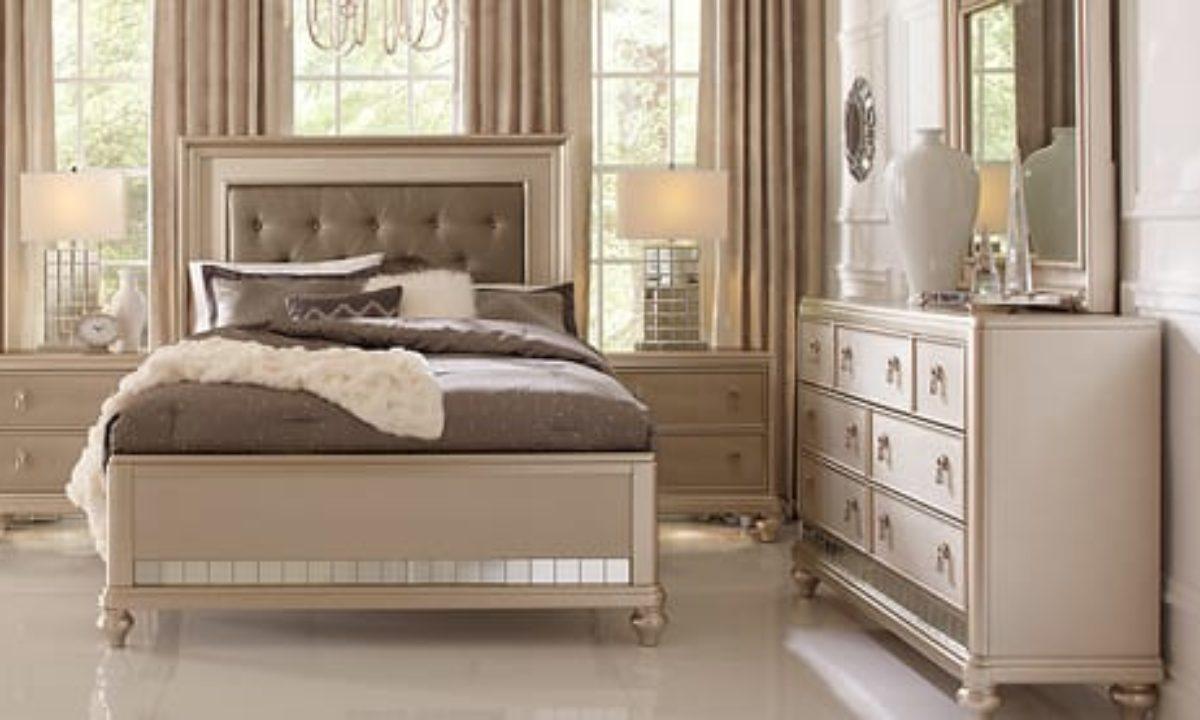 Sofia Vergara Collection Paris Silver 5 Pc Queen Bedroom Review