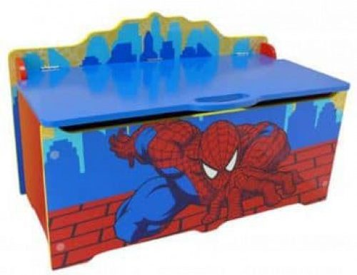 Amazing and Marvelous Spiderman Bedroom Furniture You\'ll Love
