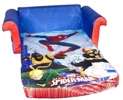 Spiderman Bedroom Furniture 5
