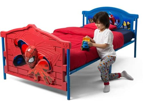 Spiderman Bedroom Furniture