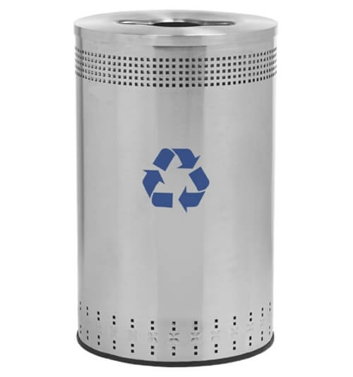 touchless kitchen trash can 12