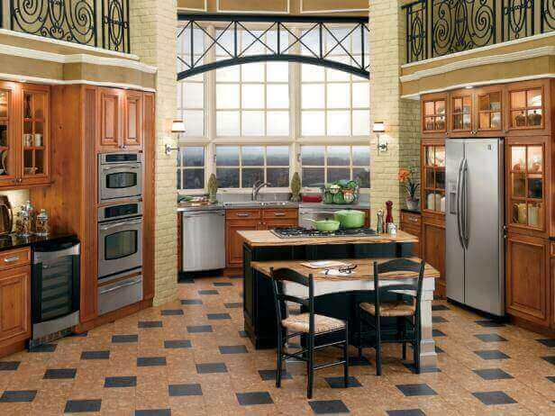 types of flooring for kitchen (4)