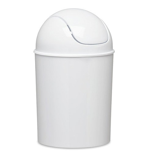 Bathroom trash can ideas