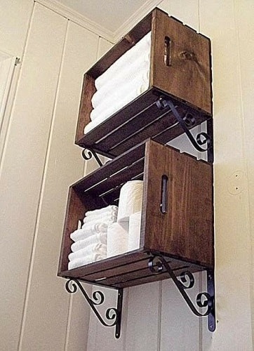 wood pallet bathroom decoration ideas 16