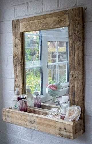 wood pallet bathroom decoration ideas 20