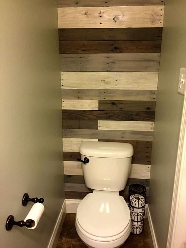 wood pallet bathroom decoration ideas 4