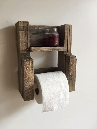wood pallet bathroom decoration ideas 5