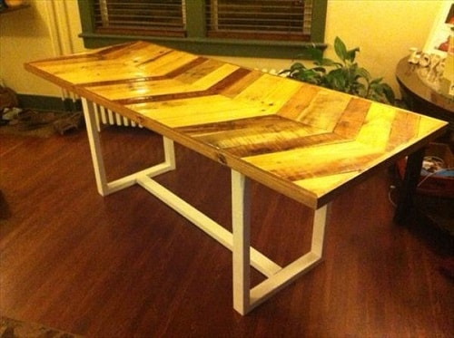 wood pallet dining table ideas 18-min