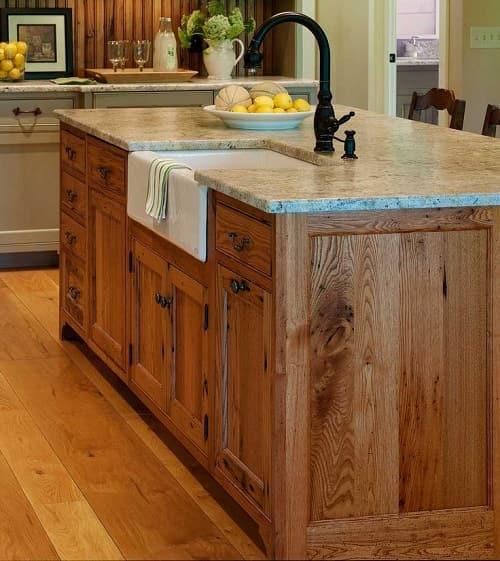 wood pallet kitchen island ideas