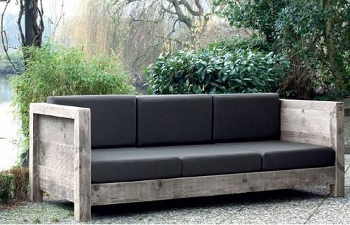 Wood Pallet Sofa Ideas