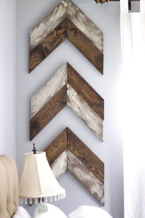 wood pallet wall decoration ideas 15