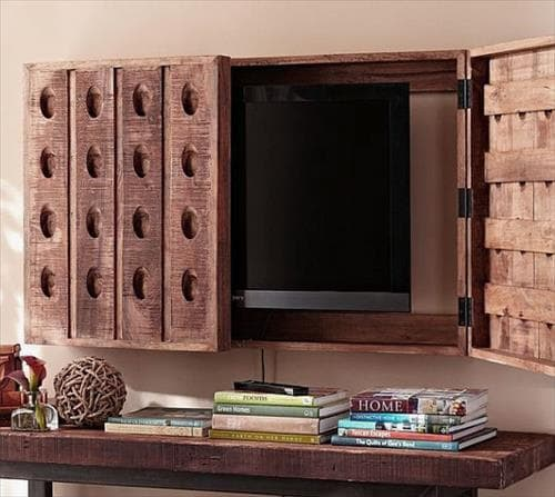 wood pallet wall decoration ideas 3