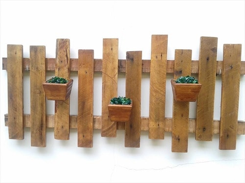 wood pallet wall decoration ideas 5