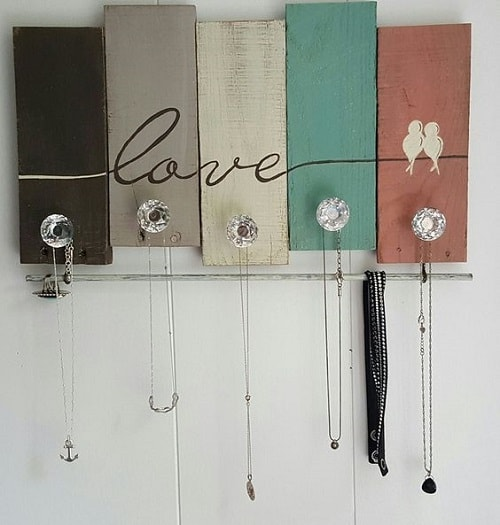wood pallet wall decoration ideas 7
