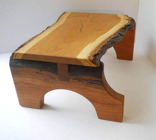 wooden bench for kitchen table 12