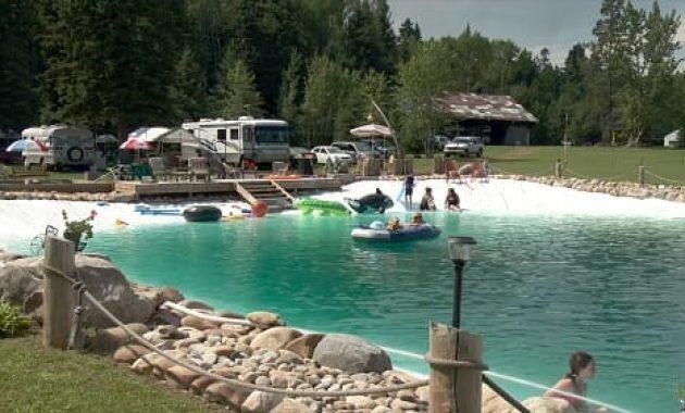 1.2 million gallon backyard pond 1-min