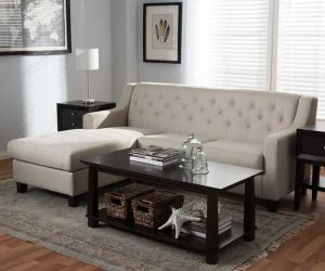 Baxton Studio Contemporary Sofa