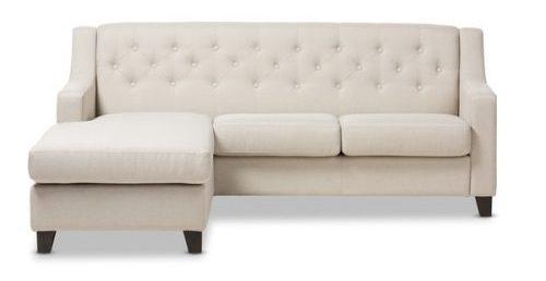 Baxton Studio Contemporary Sofa