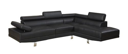 Modern faux Leather Living Room Sets