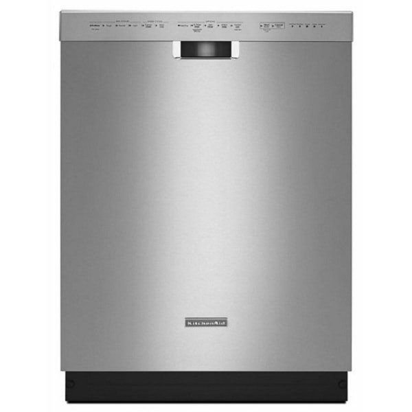 Kitchenaid stainless steel dishwasher 1