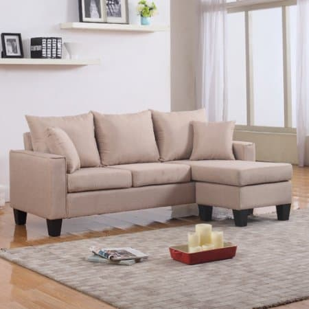 Madison Home Reversible Sectional