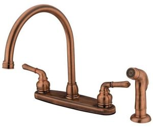 Magellan Double Handle Kitchen Faucet
