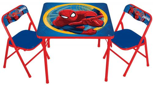 MArvel Spiderman Activity Table Set