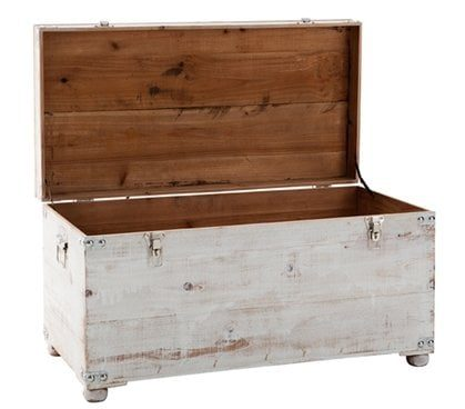 Natural Cushion Seater Trunk
