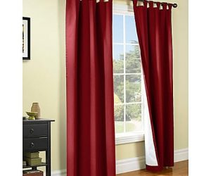 Weathermate Pair Curtain