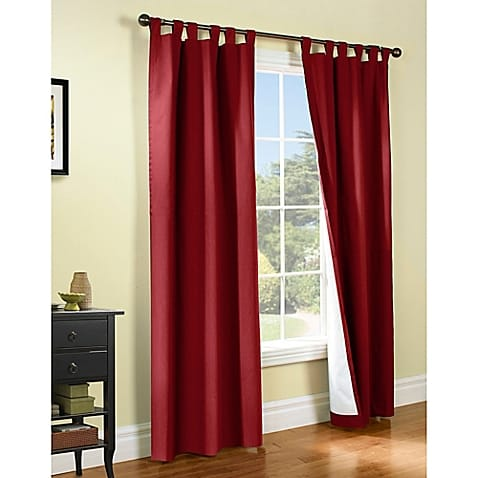 Burgundy Curtains For Living Room Weathermate Pair Curtain Review