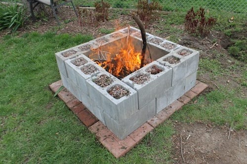 diy fire pit ideas 17-min
