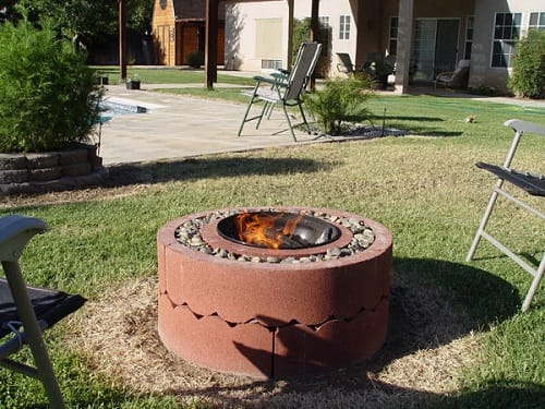 diy fire pit ideas 4-min