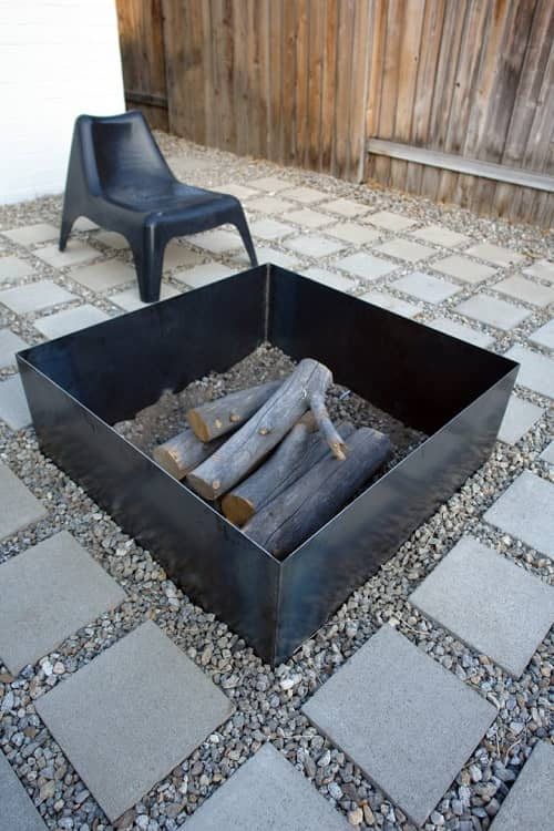diy fire pit ideas 6-min