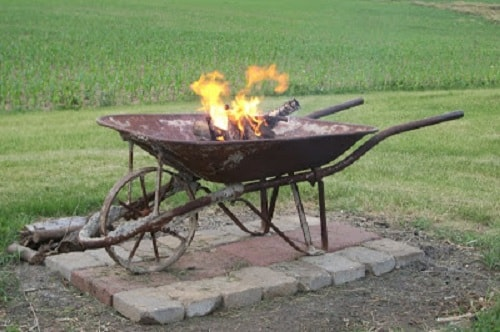 diy fire pit ideas 7-min