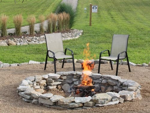 diy fire pit ideas 9-min