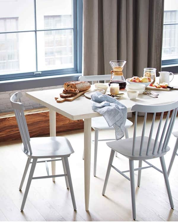 5+ Best Modern White Dining Room Table Under $500 On Amazon