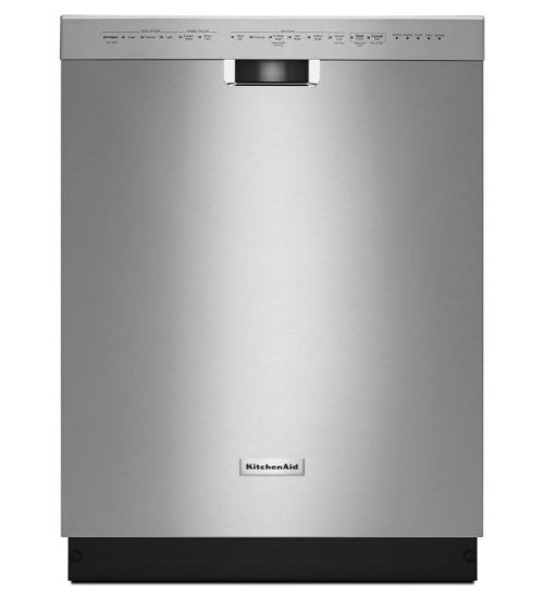 stainless steel 46 dba dishwasher