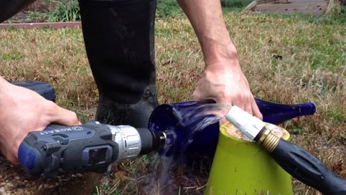 how to make a water feature 3-min